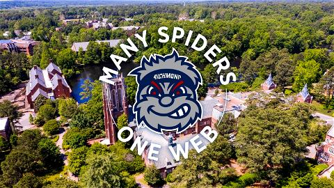 Today #URichmond announced its fall semester opening plans, including requiring all students, faculty, and staff to receive a COVID-19 vaccine. Read today's letter to students at the link in our COVID-19 story highlight. #ManySpidersOneWeb