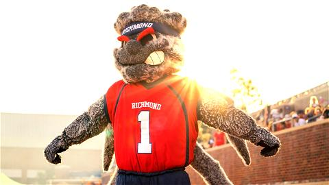 Happy #NationalMascotDay from the best there is. Tag us in your WebstUR pics! #SpiderPride 🕷️❤️💙