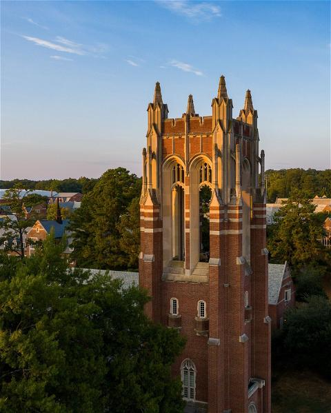 There's no hour like golden hour... especially on #TowerTuesday.