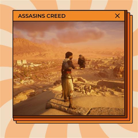 """One of the art history classes here, taught by Professor Agnieszka Szymanska, gave students a unique assignment requiring them to play assassins creed- yes, you heard that right- the video game.   They were asked to """"Imagine that the video game company """"Ubisoft"""" has recruited you to work as a research consultant on """"Assassin's Creed Origins,"""" an action-adventure video game set in Egypt near the end of the Ptolemaic period (49-43..."""