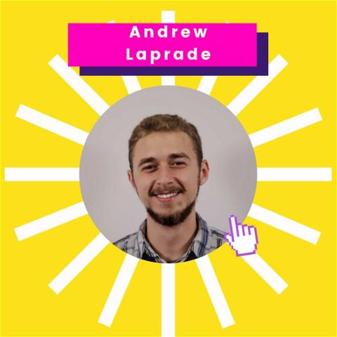 Introducing Andrew laprade, one of our amazing consultants!