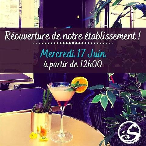#reouverture #osullivans 👉 Mercredi 17 Juin #rdv dès 12h00 sur notre terrasse ! . . Notre équipe est prête à vous accueillir. Nous avons hâte vous retrouver 🤗 #beready . . Port du masque obligataire pour vos déplacements au sein de l'établissement #besafe 😷 . . #joinus #irishpub #cocktails #food #bestpubinparis #theplacetobe