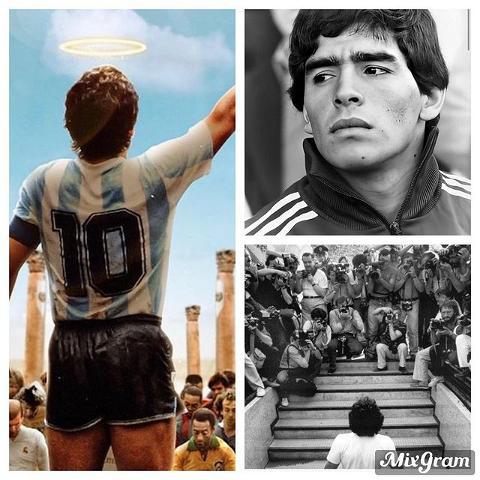 #nouspleuronsunelegende Née dans la ville de Buenos Aires et adoré dans la ville de Naples  La légende nous a appris que nous  n'avons pas besoin d'être grand, puissant ou d'avoir un physique fort pour diriger un terrain de football, vous avez juste besoin d'un ballon de football sur vos pieds et d'avoir cette passion pour le jeu.  La légende idolâtrée par chaque culture, chaque pays, le mythe qui a apporté une génération complète en amour avec le jeu  À l'époque où le #football était sales, il n'y avait pas de protection pour les joueurs, les tacles sévères étaient une norme sur les terrains de football boueux sans verdure dessus, cet homme dirigeait le terrain comme si c'était son jardin  Que dois-je dire pour la coupe du monde 1986? Je peux en parler toute la journée  La légende n'a jamais été timide à propos de ce qu'il a fait, il était ouvert sur ses défauts, sa vie et ses erreurs, c'est ce qui fait de lui un grand.  Son voyage physique a peu- être pris fin sur cette planète mais son héritage est éternel et on s'en souviendra des générations à venir. #Merci pour tout , RIP LÉGENDE  «Je suis noir ou blanc, je ne serai jamais gris de ma vie» #maradona#legendedufootball#numero10#buenosaires#naples#RIP#legend#osullivansfranklindroosevelt#sport#football#games
