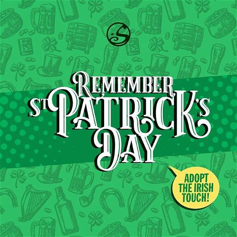 #stpatrickday ⠀ 🔥 GRAND JEU CONCOURS O'SULLIVANS ⠀ 𝐋𝐨𝐭𝐬 : 1 VOYAGE pour 2 #OSULLIVANSBYTHEBEACH ✈️ / 1 TABLE dans un de nos CLUB/ 1 REPAS pour 2 dans un de nos RESTAURANT ⠀ .⠀ .⠀ 𝐂𝐨𝐦𝐦𝐞𝐧𝐭 𝐣𝐨𝐮𝐞𝐫 ?⠀ 1/ #FOLLOW notre compte et #TAG un pote !⠀ 2/ #SHARE dans ta story ⠀ (Petite astuce : pour plus de chances de gagner, joue sur tous nos comptes #osullivans 😉)⠀ .⠀ .⠀ 🍀𝐓𝐈𝐑𝐀𝐆𝐄 𝐀𝐔 𝐒𝐎𝐑𝐓 𝐋𝐄 𝐌𝐄𝐑𝐂𝐑𝐄𝐃𝐈 𝟏𝟕 𝐌𝐀𝐑𝐒 𝐏𝐄𝐍𝐃𝐀𝐍𝐓 𝐋𝐄 𝐂𝐎𝐍𝐂𝐄𝐑𝐓 𝐄𝐍 𝐋𝐈𝐕𝐄 𝐒𝐓𝐑𝐄𝐀𝐌 𝐒𝐔𝐑 𝐓𝐎𝐔𝐓𝐄𝐒 𝐍𝐎𝐒 𝐏𝐀𝐆𝐄𝐒 !