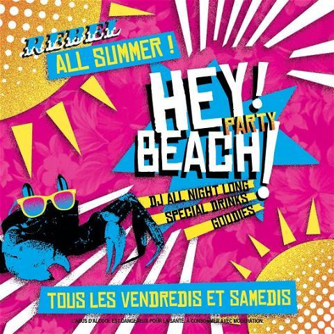 𝓱𝓮𝔂 𝓫𝓮𝓪𝓬𝓱, 𝔀𝓱𝓪𝓽'𝓼 𝓾𝓹 ? Les soirées Hey Beach ont lieu tous les week-ends d'Août au @OSullivansChatelet ! L'équipe de ton #IrishPubParis préféré passe en mode croisière et met le cap sur 𝑅𝑒𝒷𝑒𝓁 𝒫𝓁𝒶𝑔𝑒, The Place To Be cet été ☀️ Au programme dans ton #OSullivansChatelet : Cocktails, hits incontournable - de quoi passer une bonne soirée ! 💃  Ramène tes palmes, ton tuba et ton masque ! 😏⠀ .⠀ .⠀ .⠀ .⠀ .⠀ .⠀ .⠀ #OSgroup #OSullivansBar #BarParis #PubParis #ParisPlage #sortiraparis