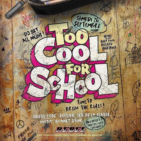 𝔾𝕣𝕒𝕓 𝕒 𝕔𝕦𝕡 𝕠𝕗 𝕞𝕚𝕝𝕜, 𝕝𝕖𝕥'𝕤 𝕣𝕠𝕔𝕜 𝕒𝕟𝕕 𝕣𝕠𝕝𝕝 ! > Vous vous pensez 𝘛𝘰𝘰 𝘤𝘰𝘰𝘭 𝘍𝘰𝘳 𝘴𝘤𝘩𝘰𝘰𝘭? le #RebelBar a pensé à vous avec une soirée Back to School qui vous est 100% dédié 💁 Le Samedi 26 Septembre 2020 à partir de 22H00 au #OSullivansChatelet c'est le rendez-vous mauvais écoliers... mais aussi des premiers de la classe! 👨🎓 👩🎓 Au programme dans votre #IrishPub : cours d'EPS (babyfoot, billard, beer pong), cours de philosophie ou encore de physique chimie (JELLY SHOT OFFERT) 👀⠀ .⠀ .⠀ .⠀ .⠀ .⠀ .⠀ .⠀ .⠀ .⠀ #OSGroup #irishBarParis #IrishPubParis #PubIrlandaisParis #BackToSchoolParty #LetsRockNRoll