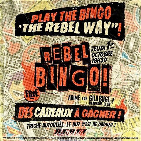 J-1 👀  Le Rebel Bingo au #OsullivansChatelet,  c'est demain ! Une manière totalement fun d'écouter des bons sons, s'éclater et gagner des cadeaux 🎁 Let's meet in your favorite #IrishPubParis!  D'ailleurs, vous avez déjà joué au Bingo ? Pas de panique pour ceux qui ne connaissent pas 😎  Pas besoin d'être un connaisseur de musique ni un as de la rapidité ! Tout se base sur la chance ! 🍻