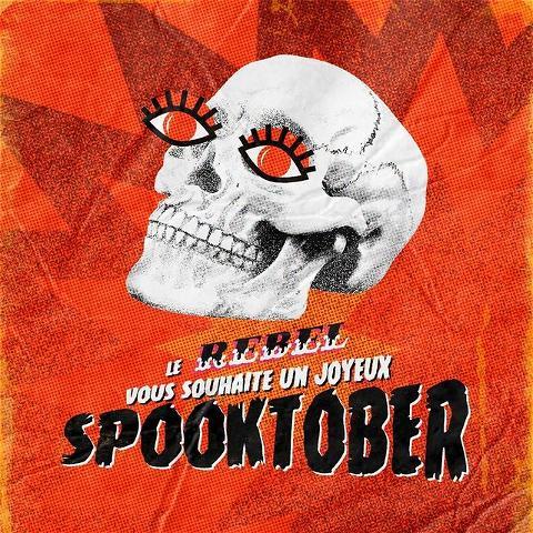 JOYEUX SPOOKTOBER !!!! 🎃 Toute cette semaine, on vous donne rendez vous au #OSullivansChatelet pour une ambiance Halloween ! Witches, demons, zombies, you're all welcomed at Rebel 😈 Du MARDI au DIMANCHE, nous sommes ouvert jusqu'à 20H45 ! Le #PubChatelet le plus cool vous attend 🤠