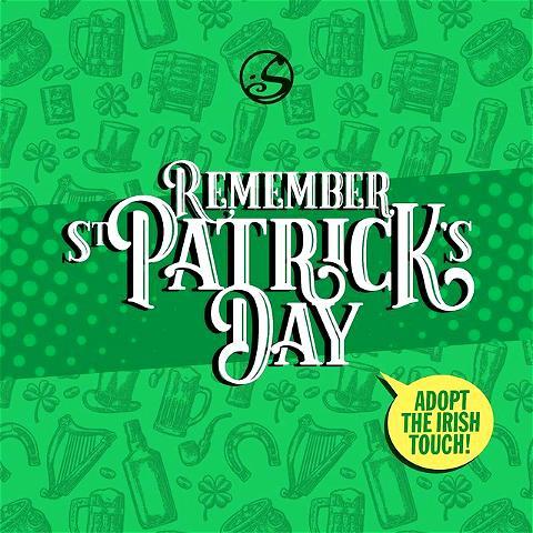 #stpatrickday  🔥 GRAND JEU CONCOURS O'SULLIVANS  𝐋𝐨𝐭𝐬 : 1 VOYAGE pour 2 #OSULLIVANSBYTHEBEACH ✈️ / 1 TABLE dans un de nos CLUB/ 1 REPAS pour 2 dans un de nos RESTAURANT  . . 𝐂𝐨𝐦𝐦𝐞𝐧𝐭 𝐣𝐨𝐮𝐞𝐫 ? 1/ #FOLLOW notre compte et #TAG un pote ! 2/ #SHARE dans ta story  (Petite astuce : pour plus de chances de gagner, joue sur tous nos comptes #osullivans 😉) . . 🍀𝐓𝐈𝐑𝐀𝐆𝐄 𝐀𝐔 𝐒𝐎𝐑𝐓 𝐋𝐄 𝐌𝐄𝐑𝐂𝐑𝐄𝐃𝐈 𝟏𝟕 𝐌𝐀𝐑𝐒 𝐏𝐄𝐍𝐃𝐀𝐍𝐓 𝐋𝐄 𝐂𝐎𝐍𝐂𝐄𝐑𝐓 𝐄𝐍 𝐋𝐈𝐕𝐄 𝐒𝐓𝐑𝐄𝐀𝐌 𝐒𝐔𝐑 𝐓𝐎𝐔𝐓𝐄𝐒 𝐍𝐎𝐒 𝐏𝐀𝐆𝐄𝐒 !