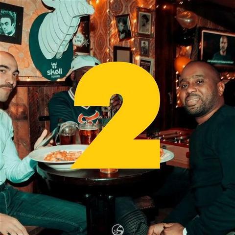 2 nuits, 2 jours ... ça veut dire qu'il faut commander 2 verres en venant chez nous ? 🤔 J-2