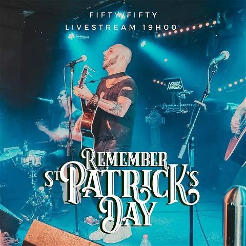 🍀 GET READY 🍀  Tonight is the Night : Fifty/Fifty en 𝐀𝐂𝐎𝐔𝐒𝐓𝐈𝐂 𝐋𝐈𝐕𝐄𝐒𝐓𝐑𝐄𝐀𝐌 à 19h00 sur notre page. ❌ Ne loupez pas les festivités, le tirage au sort du 𝐂𝐎𝐍𝐂𝐎𝐔𝐑𝐒 se fera ce soir !  🍻 Et toute la journée 𝐑𝐞𝐦𝐞𝐦𝐛𝐞𝐫 𝐒𝐭 𝐏𝐚𝐭𝐫𝐢𝐜𝐤'𝐬 𝐃𝐚𝐲 sur notre Pop-Up, ouvert de 12h30 à 18h00. Prends ton kit de Party pour ce soir. 🍻  #joinus  ▪️ #livemusic #livestream #liveconcert #acousticlive #music #pub #bar #paris #concours #instagame #concert #stpatricks #stpatricksday #saintpatricksday #paddysday #saintpaddysday
