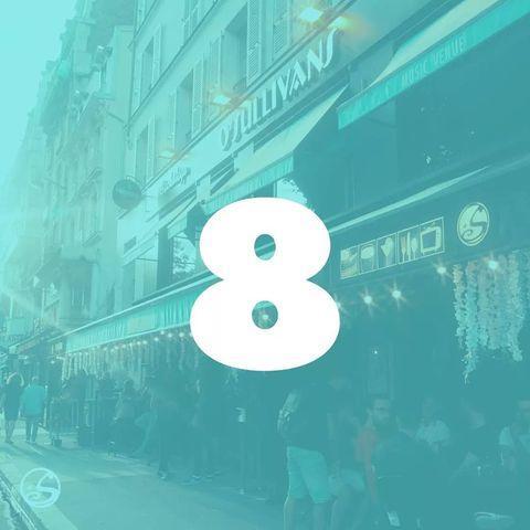 8️⃣   Le décompte commence ! Who's on fire ? Dites le nous en commentaire. . .  #reopening #terrasse #takeaway . ❗️ Plus d'infos sur notre come back #linkinbio - go #click ❗️   . . #restaurant #bar #reouverture #19mai #startingblocks #drinks #food #snackfood #fingerfood #pornfood #planchesmixte #drink #cocktail #happyhour #paris #pigalle #paris18 #paris18ème #osullivanspigalle