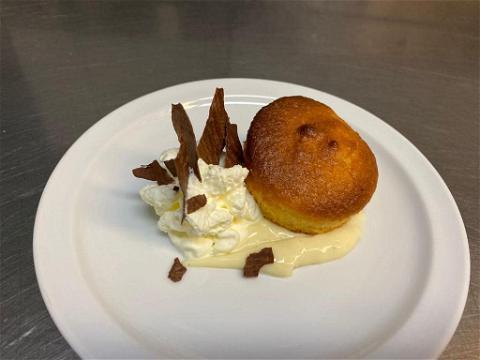 Unser heutiges Dessert wird unsere Gäste verzaubern😍 #dessert#gäste#swisslodge#kücheninspiration