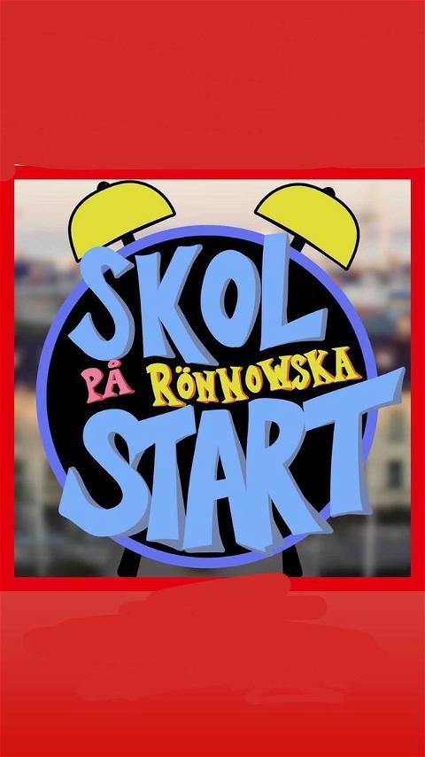"""Komediserien """"Skolstart på Rönnowska"""" är tillbaka - idag med näst sista avsnittet: del 7. Varmt välkommen till Hotell & Turism..."""
