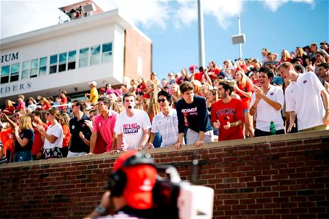 We can't wait to welcome the Spider Family back to the stands on the campus of @urichmond as @SpiderAthletics prepares to be back at 💯 percent capacity this fall!  #OneRichmond