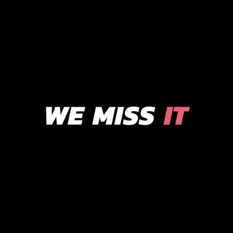 We miss IT #butikagency