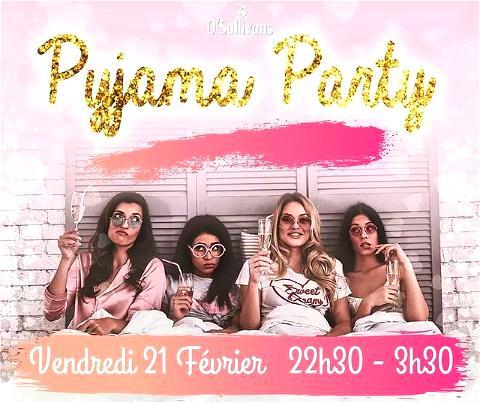 PYJAMA PARTY 🦄 🔊 DJ Set by @dj_paul.b 🍭 Tarif réduits pour les personnes déguisées 🧚♀️ Dress code : pyjama, grenouillère, peignoir... #pyjamaparty #osullivanspubs #osullivanscergy #irishpub #party #TGIF #happyhour