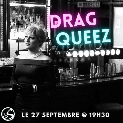 🔜 DIMANCHE PROCHAIN DRAG QUEEZ !  - -  💃Venez en équipe pour affronter le Drag Queez ! Arrivez le 24 septembre avant 19H30 pour être bien installer et prêt pour participer en pub quiz et blind test! 🤗Animé par @vajinette ! 🎁 Plusieurs lots à gagner ! ✍️ Réservez une place pour votre équipe cette semaine ! ;)  - -  📲 0767399874  📩 Events.gb@osullivans-pubs.com - -  #osgb #osullivans #paris #grandsboulevards #gayparis #dragqueen #irishpub #bar #sundayfunday #pubquiz #blindtest