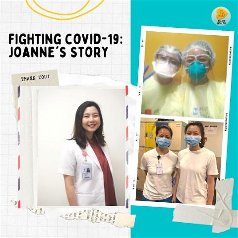 """Image posted by caretogobeyondahp to instagram with caption: Fighting COVID-19: Joanne's story   """"The first thought that came to my mind was: """"How did this virus infect so many lives in such a short span of time?"""" It was very contagious and unlike any other infectious diseases which Singapore had dealt with in the past.""""   When the COVID-19 virus hit Singapore shores, Joanne Lim, Senior Medical Social Worker at @tantocksenghospital, had to take on a new role she had never experienced before.   In the link in bio, she shares her thoughts and observations about the pandemic during these challenging times. 👆"""